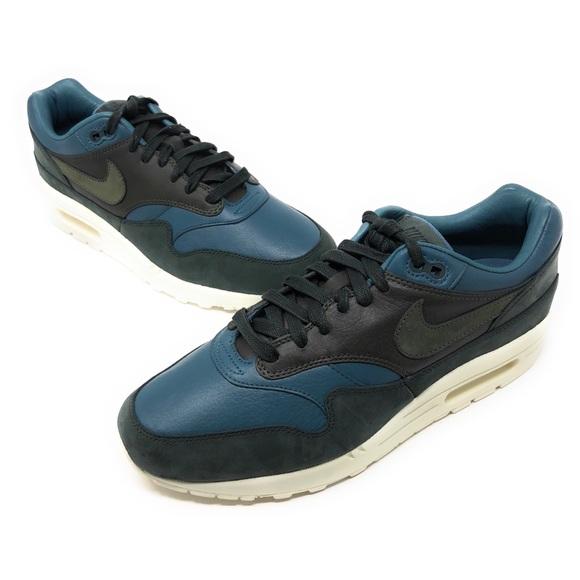 Nike NIKELAB Air Max 1 Pinnacle (Iced Jade Atomic Teal)